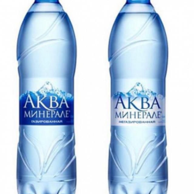 Доставка - Aqua Minerale